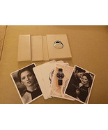 Baume & Mercier Promesse 20 Card Watch Catalog with Thumb Drive 2014 F - $24.99