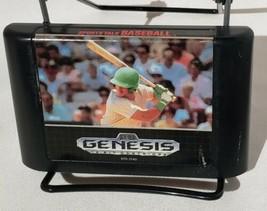 Sports Talk Baseball (Sega Genesis, 1992) - $3.70