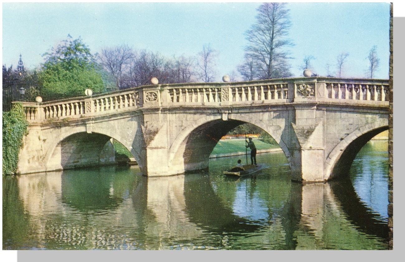 Cambridge clare col
