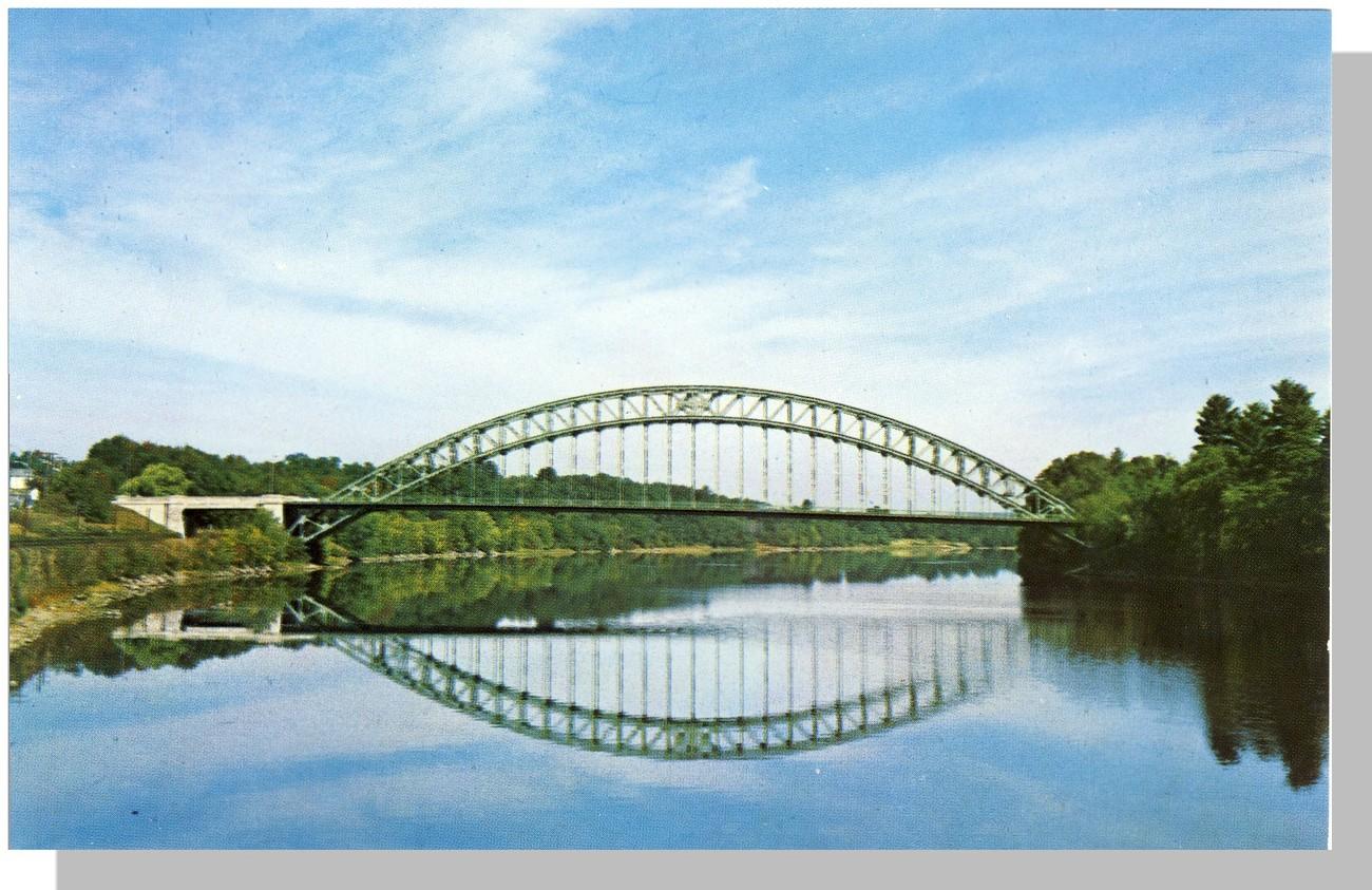 Tyngsboro bridge