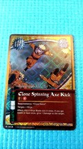 Naruto Collectible Card Game: Clone Spinning Ace Kick (foil) - $8.99