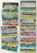 1979 Topps Team 20  Card Lot Poor to Near Mint Range - $4.28