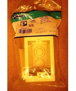 Panduit JBX3510IW-A Single Gang Junction Box - $9.90