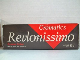 Revlon Professional Revlonissimo CROMATICS Creme Hair Color ~50 g (Original Pkg) - $5.34