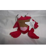 Neopets Red Quiggle McDonalds Plush Toy - $5.99
