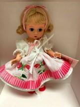 Madame Alexander Sweet Roses Very Rare NIB Hard to find doll - $123.75