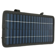 New 3.5W 12V Portable Mono Solar Panel Battery Power Charger For Car Boat - $22.56