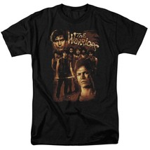 The Warriors t-shirt retro 70s cult film Michael Beck Swan graphic tee PAR490 image 1