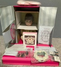 Limited Ed Coa 1047 Of 2500 New Marie Osmond Butterfly Kisses Porcelain Doll - $327.25