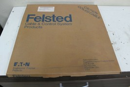 "Eaton 35701-45 Push Pull Control Cable Assembly New Felsted 45"" long image 2"