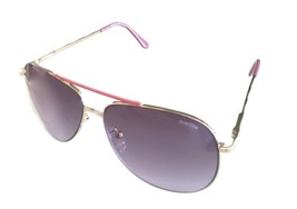 Kenneth Cole Reaction  Mens Sunglass Silver Violet Aviator, KC1282 32Z - $17.99