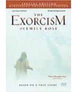 THE EXORCISM OF EMILY ROSE (2005, DVD) BRAND NEW SEALED - $6.72