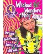 WICKED WONDERS OF MARY JANE DVD NEW 4 MOVIE SET - $6.72