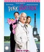 THE PINK PANTHER 2006,DVD NEW FACTORY SEALED SPEC. ED - $7.64