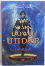 The Stars Down Under by Sandra McDonald 2008 1st ed HC - $5.95