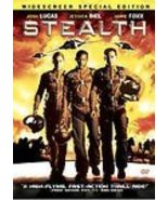 STEALTH 2005 DVD NEW SEALED SPECIAL ED FOXX BIEL LUCAS - $4.83