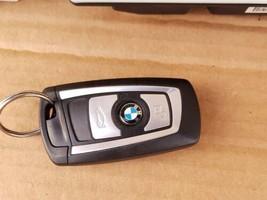 Bmw F30 F33 328i 428i N20 2.0 4cyl Turbo DME ECU Key Cas Ignition Module Set image 2