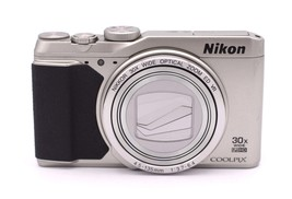 Nikon COOLPIX S9900 16.0 MP Digital Camera - Silver - $399.99