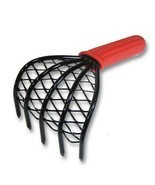 ARC Made in Japan Kumade Claw Rake and Cultivator - Rubber Grip - £13.85 GBP