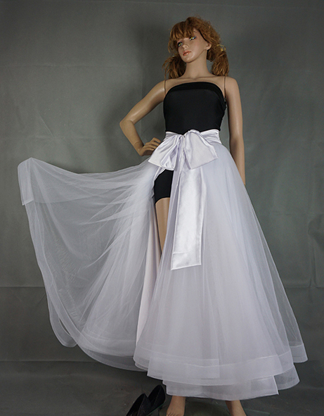 Openskirt white 4