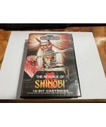 The Revenge of Shinobi (Sega Genesis, 1989) CIB Complete in Box   - $49.49