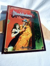 The World of Bloodshadows RPG West End Games Masterbook Roleplaying 33001 - $18.80