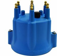 A-Team Performance 6-Cylinder Male Pro Series Distributor Cap & Rotor Kit BLUE image 8