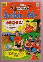 ARCHIE AND ME #17 1967-BETTY & VERONICA-REGGIE-CAMP CVR VG - $24.83