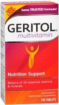 Geritol Complete Tablets 100 Tablets (Pack of 4) - $48.46
