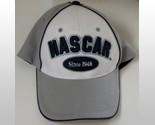 Nascar cap grey white thumb155 crop