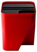 Block 30 Qualy - Pattume a blocco, impilabile rosso (Rosso) - $49.31
