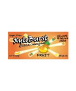Fruit Flavor Xyloburst Chewing Gum 12 pk - $2.29