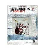 The Drummer's Toolkit Book / DVD [Sheet music] - $21.95