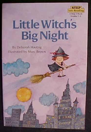 Little witch s big night