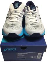 NIB ASICS Women's Gel-Kayano 26 Running Shoes White / Peacoat Sneakers Sz 9 - $206.84