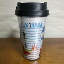 Starbucks Yokohama  Limited Design Tumbler Yokohama Bland New - $38.09
