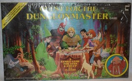 1984 Quest For The Dungeon Master Board Game New Sealed D&D Vintage 1016 - £156.34 GBP