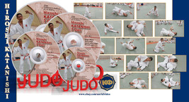 Judo 4 DVD. H. Katanishi 7 dan. Judo. Exercises. Methods. Technique.(Dis... - $14.95