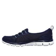 SKECHERS GRATIS - SNAZZY WIT Casual Woven Mesh Sneakers 104083 NAVY - $40.00