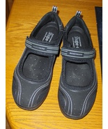 Skechers Shape Up Mary Janes Shoes Black Sneake... - $29.99