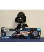 "Star Wars Darth Vader Talking Plush Toy 9"" w/Light-up Lightsaber for Wii - $24.75"