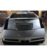 2011-2014 CTS Coupe vinyl smoked overlay kit tints tail lights (10 piece... - $33.65