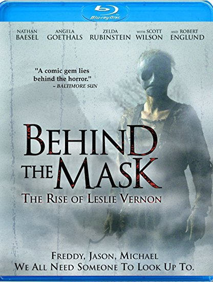Behind the Mask: The Rise of Leslie Vernon [Blu-ray] (2009)