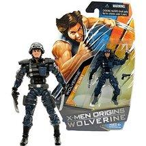 Origins Marvel Year 2009 X-Men Wolverine Series 4 Inch Tall Figure - Comic Serie - $36.99