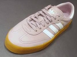 Adidas Originals Sambarose W Soft Vision/White [Platform Thickness] CG6205 - $138.00