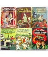 Brains Benton 1st Edition 6 LOT Golden Press Complete Set hardcovers Nice! - $72.00