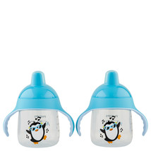 Philips Avent My Little Sippy Cup Teal 2 ct 9 oz  - $15.10