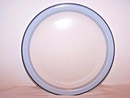 Crowning Fashion Stoneware Dinner Plate Johann Haviland China Corp. Japan - $11.88