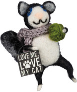 PBK Home Decor - Love Me Love My Cat - $10.95