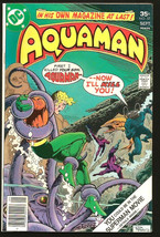 AQUAMAN #57  DC Comics 1977 Bronze Age 1st print and series VF- or better - $9.90